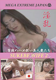 Sukebe Wife 2 Box Cover