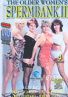 The Older Women's Spermbank 2 Box Cover