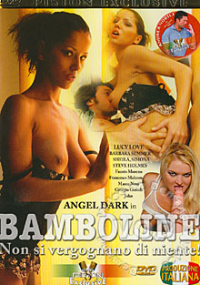 Bamboline The movie Picture Front Cover