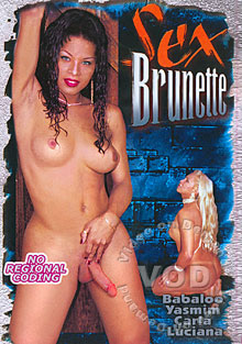 Sex Brunette Box Cover