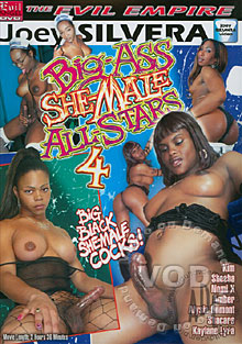 Big-Ass She-Male All-Stars 4 Box Cover