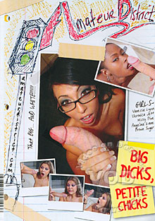 Big Dicks, Petite Chicks Box Cover