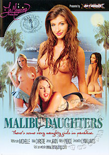 Malibu Daughters Box Cover