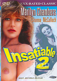 Insatiable 2 Box Cover