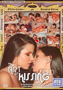 The Art Of Kissing Box Cover
