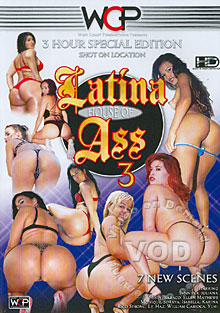 Latina House Of Ass 3 Box Cover