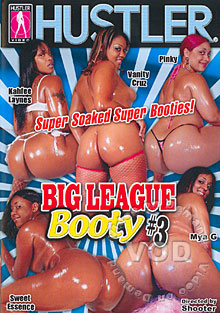 Big League Booty #3 Box Cover
