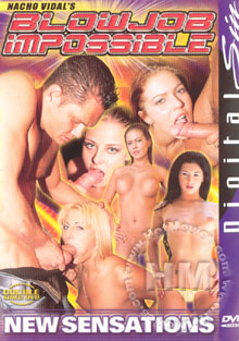 Blowjob Impossible vol. 1 Box Cover