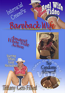 Bareback Wife Box Cover
