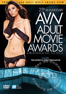 2008 AVN Adult Movie Awards Box Cover