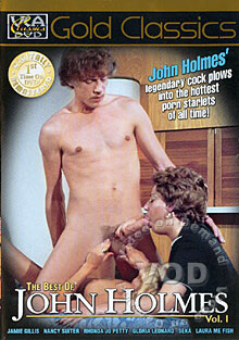 The Best Of John Holmes Vol. 1 Box Cover