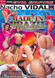 Made In Brazil Box Cover