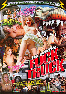 Fuck Truck Box Cover