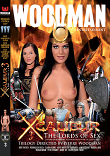 Xcalibur 3 - The Lords Of Sex Box Cover