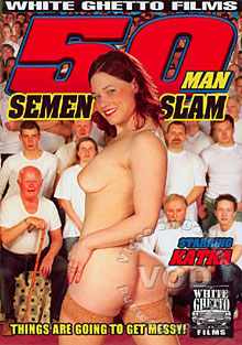 50 Man Semen Slam Box Cover