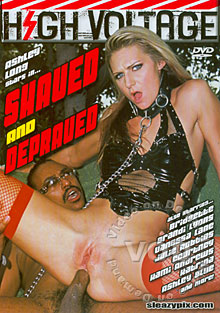 Shaved And Depraved Box Cover