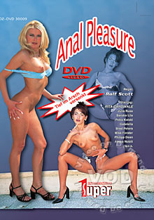 Anal Pleasure Box Cover