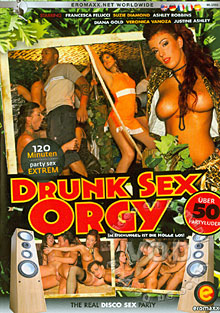 Drunk Sex Orgy - Jungle Bangers Box Cover