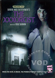 The XXXorcist - Disc 2 Box Cover