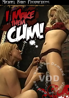 I Make Them Cum Box Cover