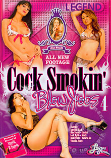 Cock Smokin' Blow Jobs 4 Box Cover