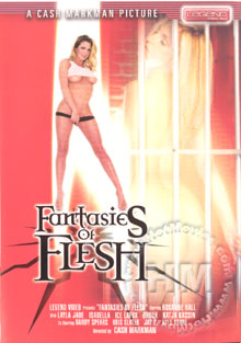 Fantasies Of Flesh Box Cover