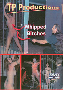 Whipped Bitches Box Cover