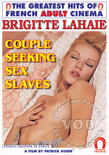 Couple Seeking Sex Slaves (French Language) Box Cover