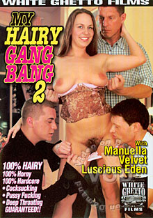 My Hairy Gangbang 2 Box Cover