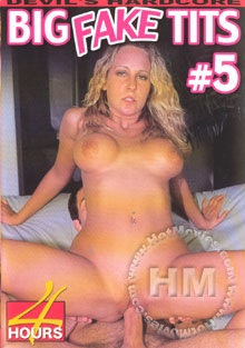 Big Fake Tits #5 Box Cover