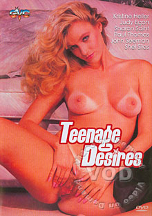 Teenage Desires Box Cover