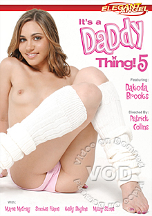 Its A Daddy Thing! 5 Box Cover
