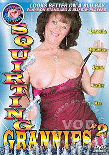 Squirting Grannies #2 Box Cover