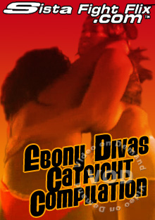 Ebony Divas Catfight Compilation Box Cover
