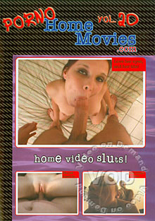 Porno Home Movies Vol. 20 Box Cover