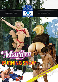 Marilyn - Burning Snow Box Cover
