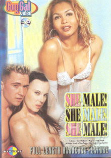 She Male! She Male! She Male! Box Cover