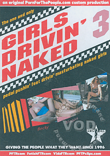 Girls Drivin' Naked 3