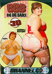 BBB - Big Big Babes #30 Box Cover