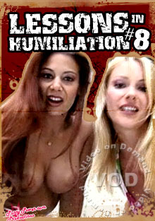 Lessons In Humiliation #8 Box Cover