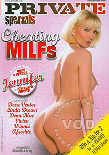 Cheating MILFs Box Cover