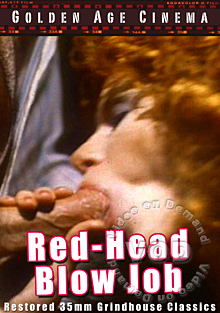 Red Head Blow Job Box Cover