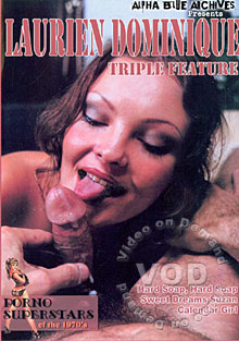 Laurien Dominique - Triple Feature Box Cover