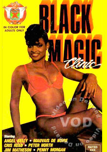 Black Magic Sex Clinic Box Cover