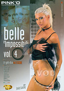 Belle e Impossibili Vol. 4 Box Cover