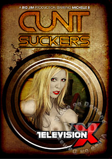 Cunt Suckers Box Cover
