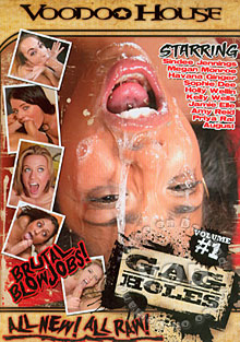 Gag Holes Volume #1 Box Cover
