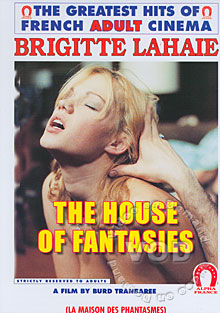 The House Of Fantasies - Soft/Erotic Version Box Cover