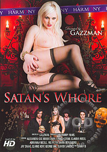 Satan's Whore Box Cover