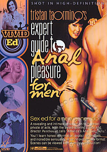 Tristan Taormino's Expert Guide To Anal Pleasure For Men Box Cover